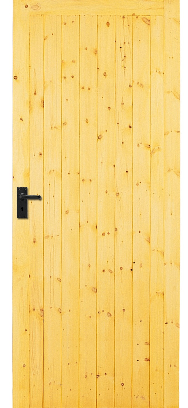 Types Of Back Doors : External softwood doors