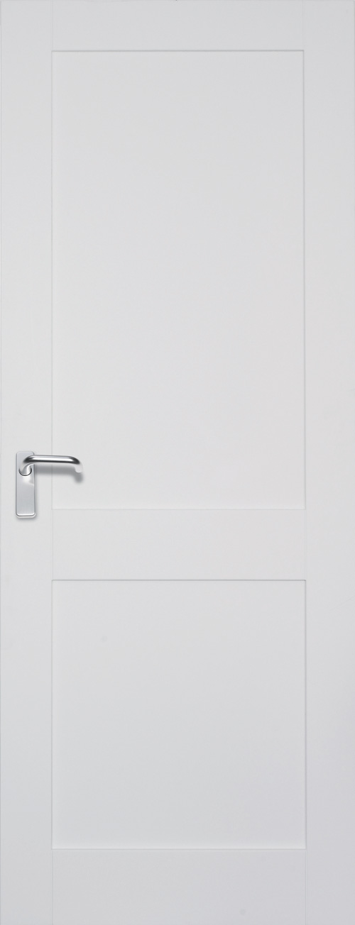 White Moulded Internal Doors